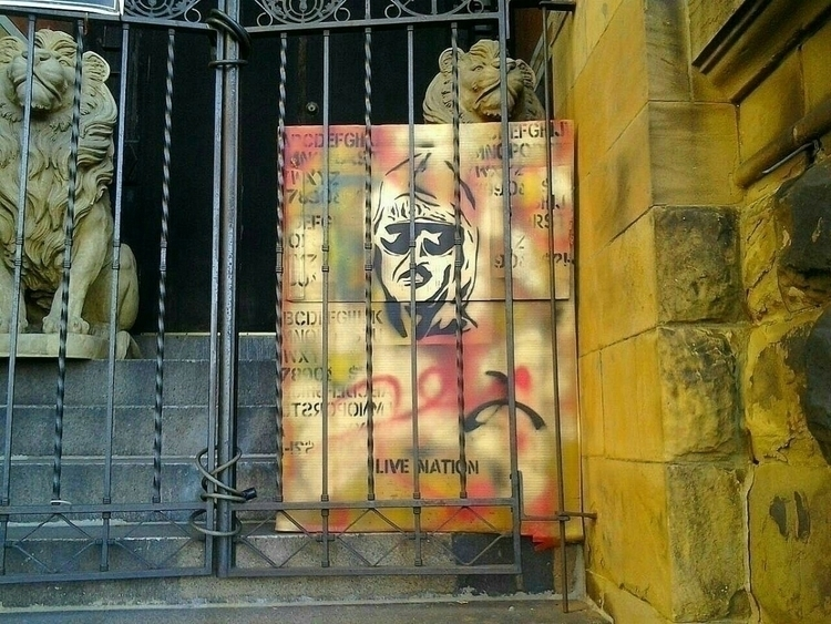 Street Art Live Nation USA - anthonycandkarenm | ello