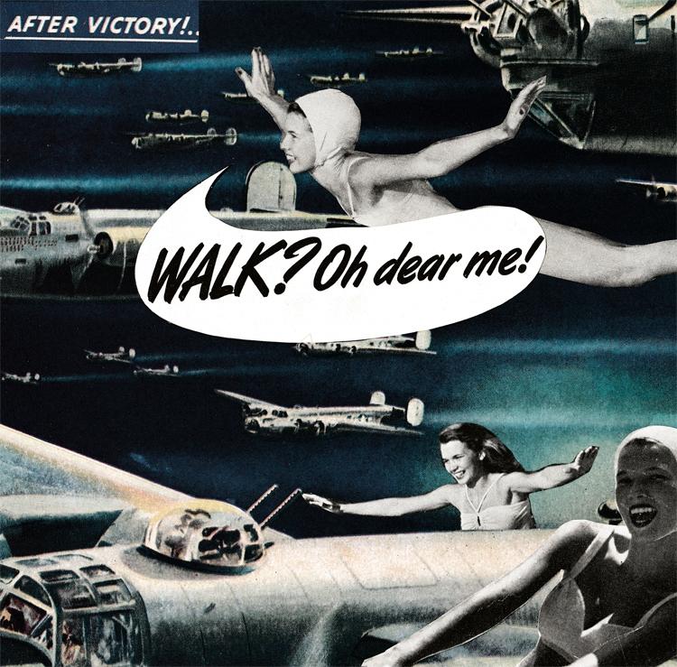 VICTORY!... WALK? dear 2017 Pap - ctrl-alt-delange | ello