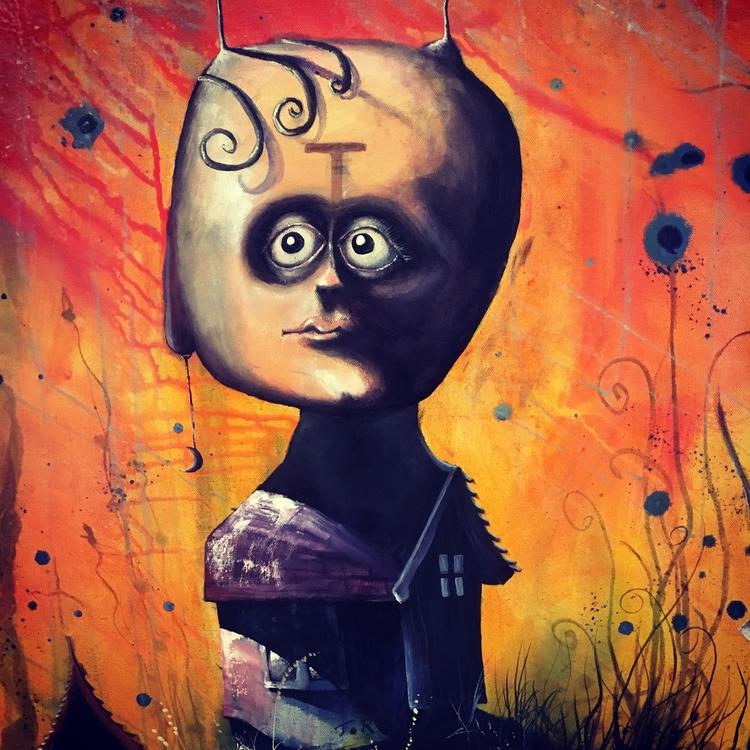 Art Tor Rafael Raael Hydrogenfa - stigergutt | ello
