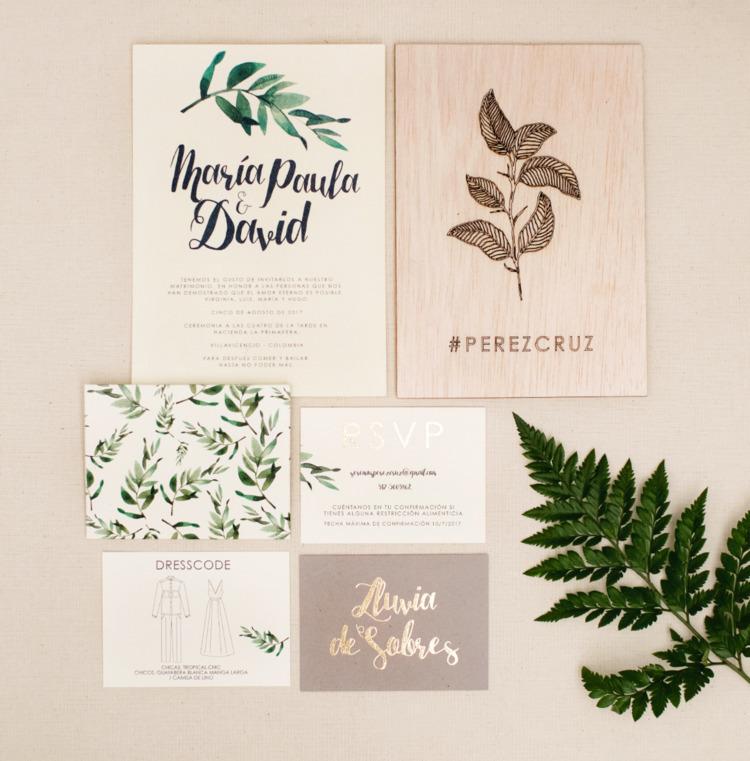Invitation design Maria Paula D - fragosojessika | ello