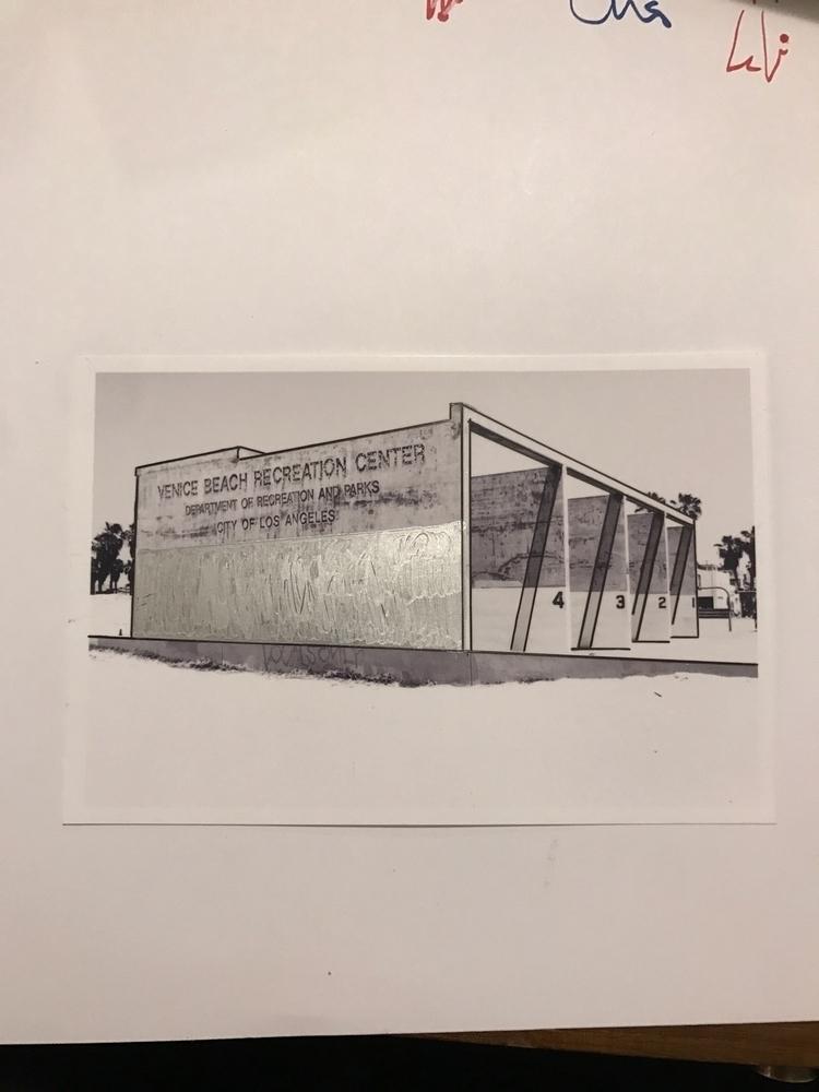 Inkjet print photo paper paint  - stalkeratzi | ello