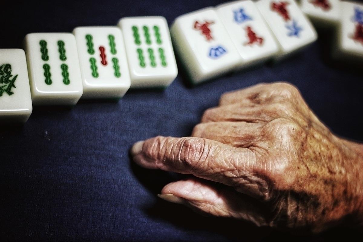 hand mah-jong - mahjong, newphotoedit - pixnix | ello