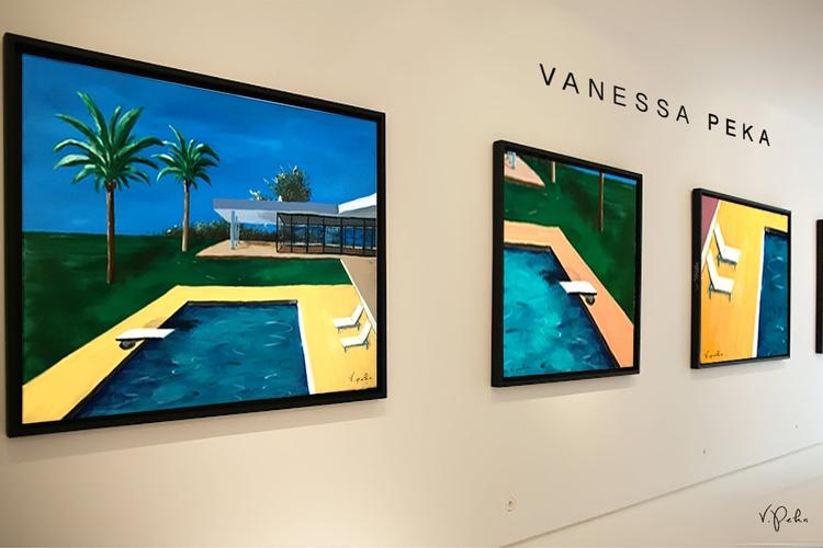 pool series Vanessa Peka, Paris - vanessapeka | ello