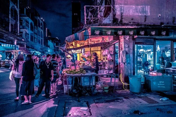 Glow: Photography Xavier Portel - photogrist | ello