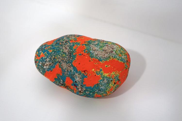 Piedras pintadas, painted rocks - eltono | ello