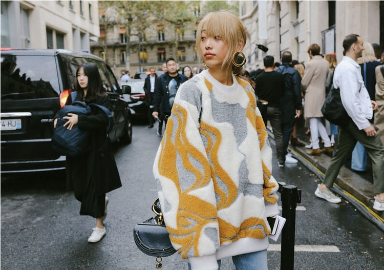 20 Street Style Faves Paris Fas - thecoolhour | ello