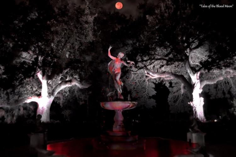 Tales Blood Moon Fantasies Mad  - greycrossstudios | ello