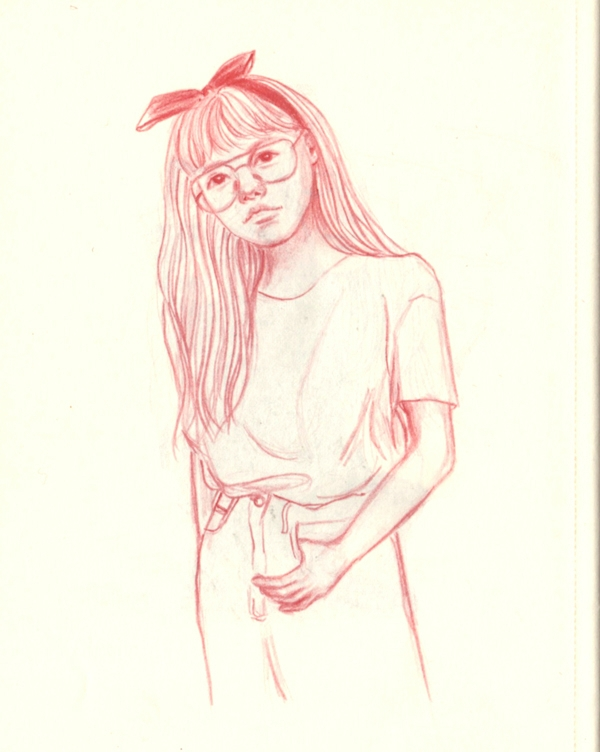 Feels summer - doodle, drawing, pencil - j0eyg1rl | ello
