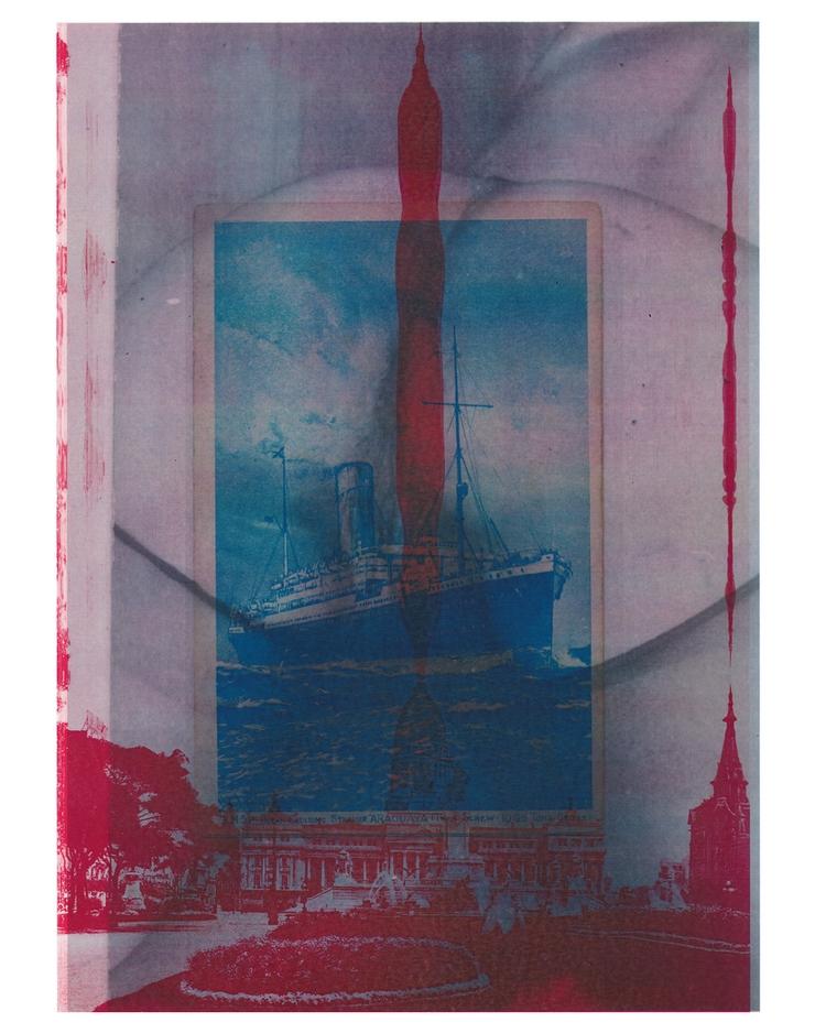 1, unique, print, city, series - josephsohn | ello