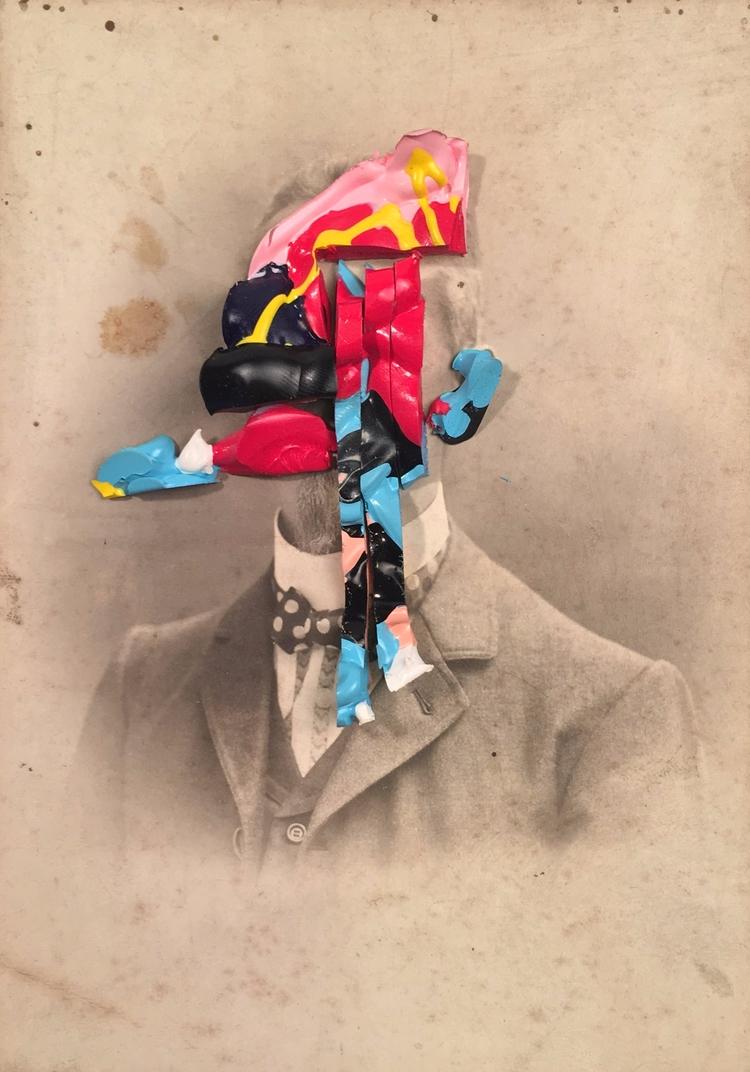 personality portrait - 3, 108 - josephsohn | ello