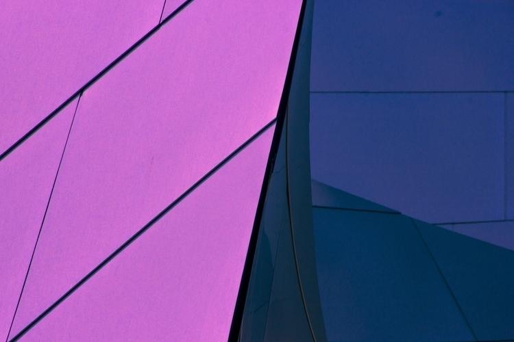 divided - architecture, vibrant - kylie_hazzard_visuals | ello