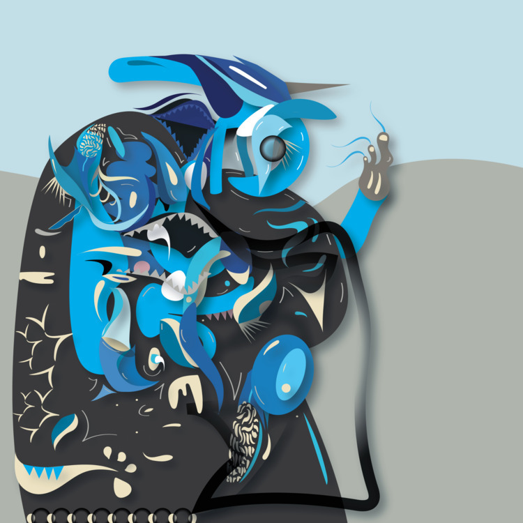 Time Keeper Vector Illustration - davidjoel | ello