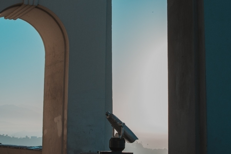 architecture, vibrant, observatory - kylie_hazzard_visuals | ello