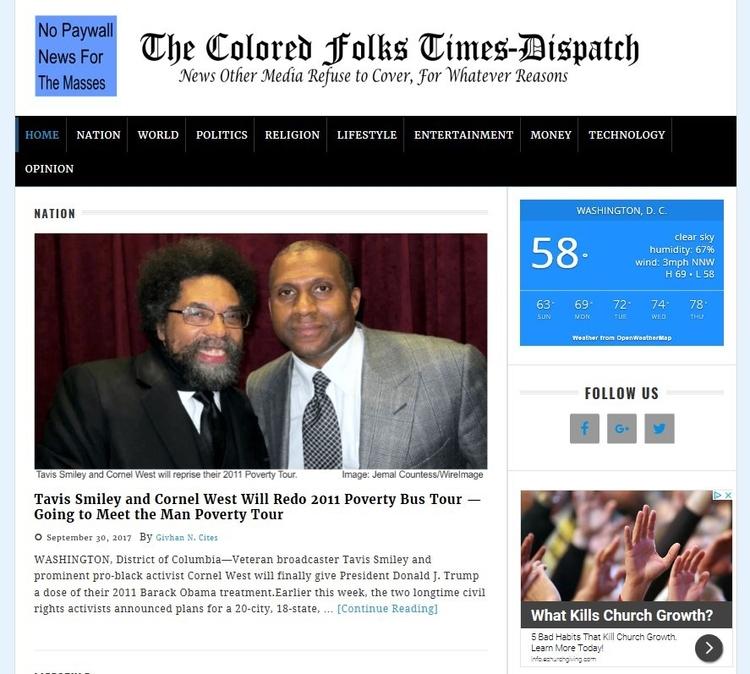 Tavis Smiley Cornel West Redo 2 - rickmarx | ello