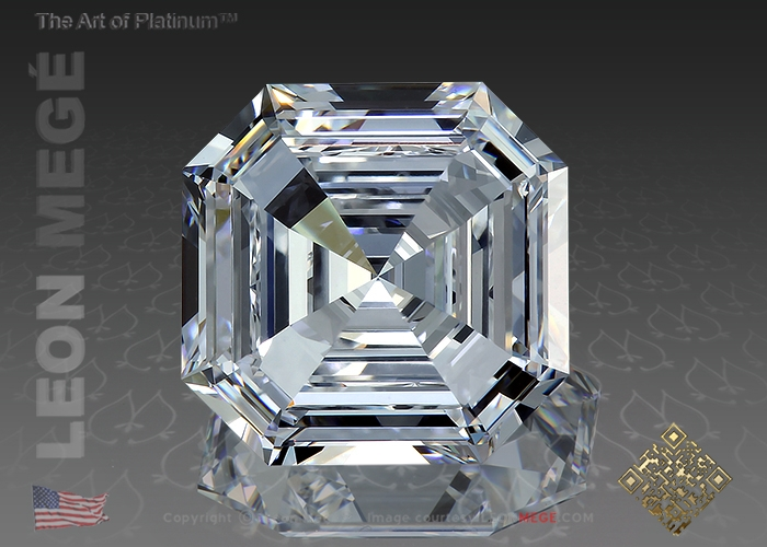 Asscher Cut Diamond - Elegant, Sophisticated- - leonemege | ello