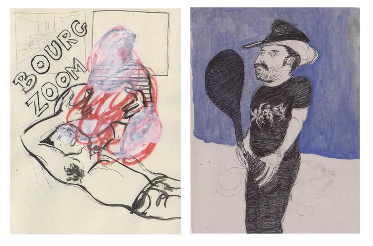 Gregory Joveniaux - art, comicstrip - particulescreatives | ello