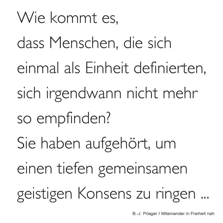 Auch im Kontext von Liebe: wie  - bringfried | ello
