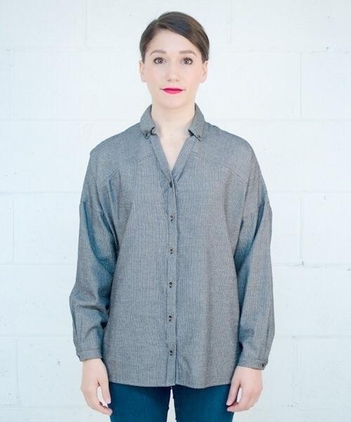 • Socrate - shop online - shirt - canonblanc | ello