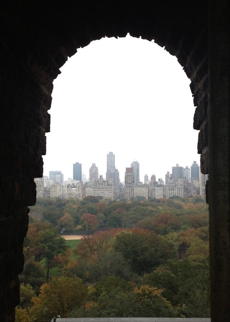 cloistered view Central Park We - mahalomarlin | ello