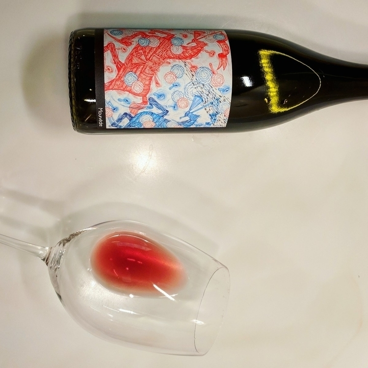 Beautiful light thin mourvedre  - soif | ello