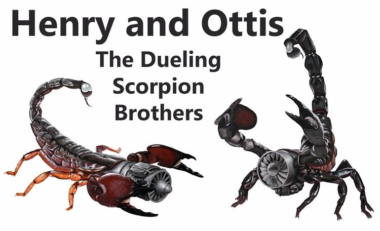:scorpion:Henry Ottis, print se - bowenstuff | ello