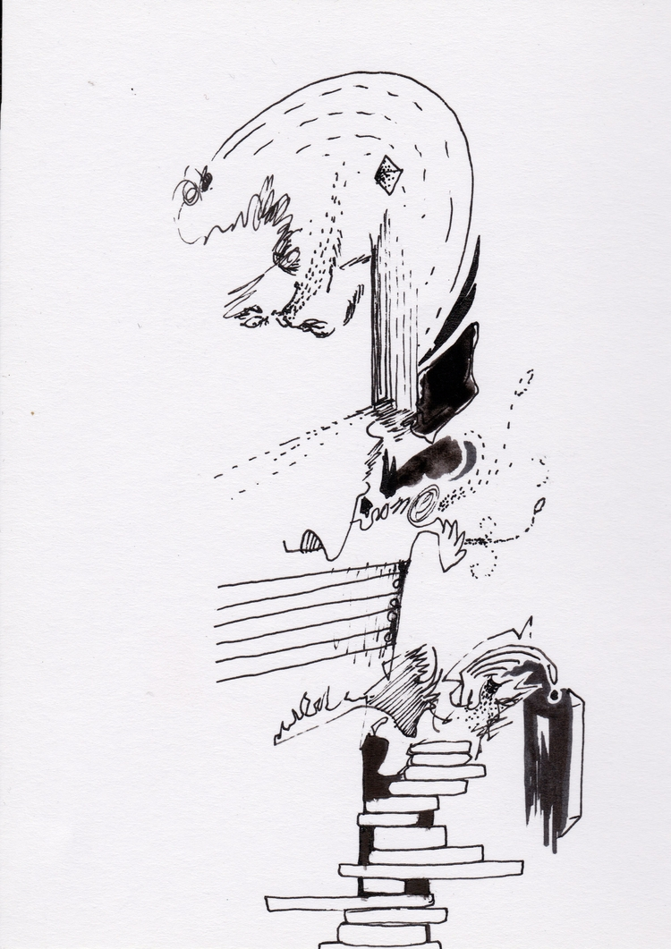 page sketchbook. Automatism wor - bodhikah | ello