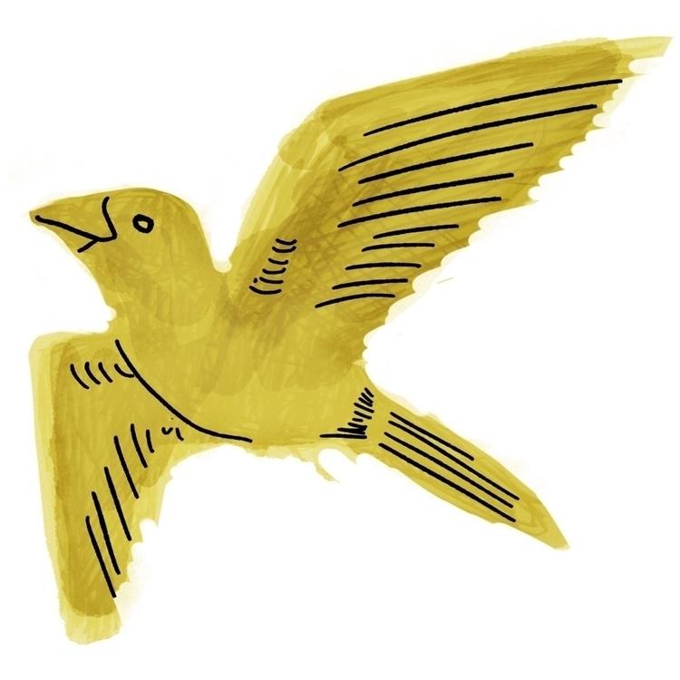 embarrassment - 45, flyaway, bird - reneeleigh | ello