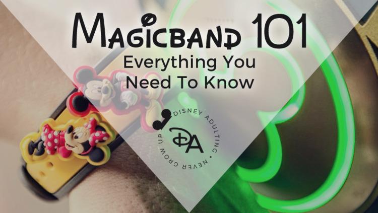 Disney MagicBand 101: | Convert - disneyadulting | ello