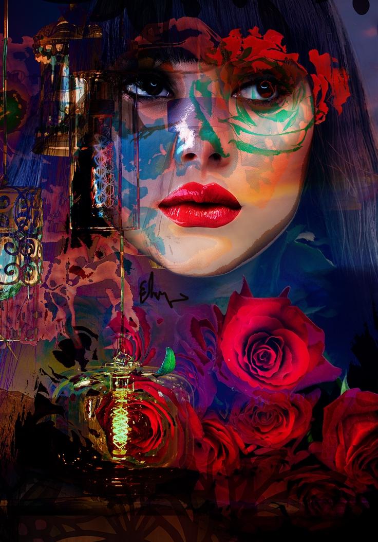 soul - digitalart, photomanipulation - andaelentari   ello