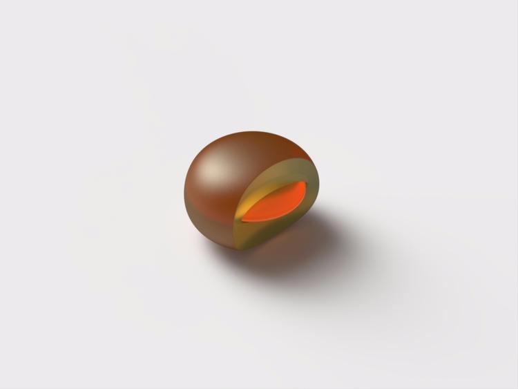 Edible - design, concept, sculpture - chengtaoyi | ello