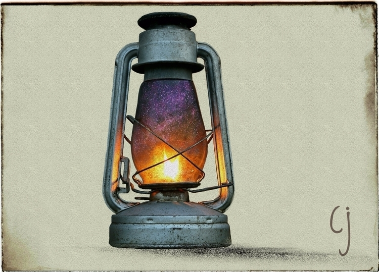 Guiding Lights Digital Art - lantern - charliejoeart | ello