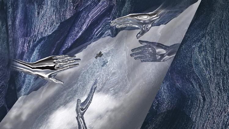 guardian angel - 3D - naosakamoto | ello