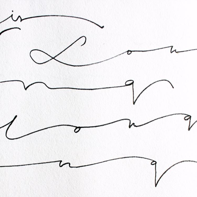5, inktober2017, inktober, expressivecalligraphy - llanwafu | ello