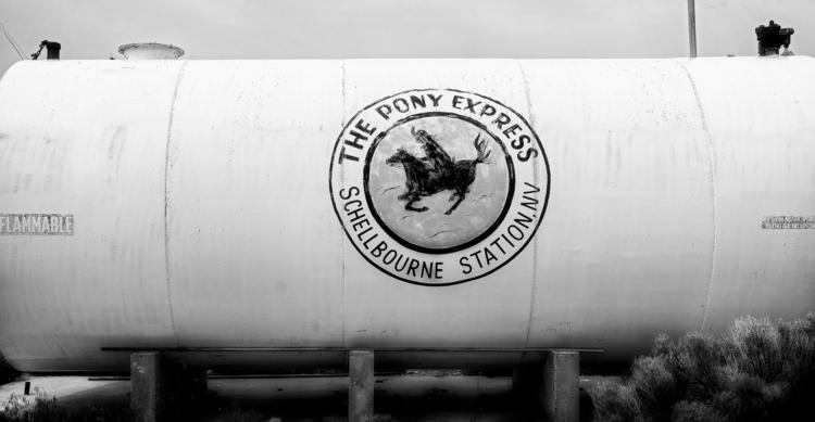point, Pony Express switched ha - docdenny | ello