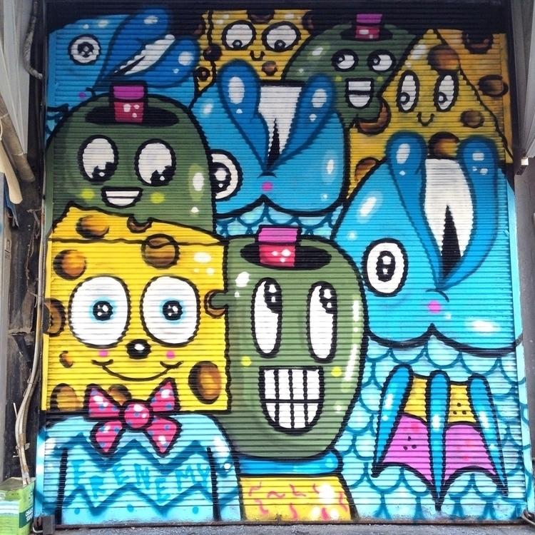 Mural roll local Deli Yom Tov L - frenemy | ello