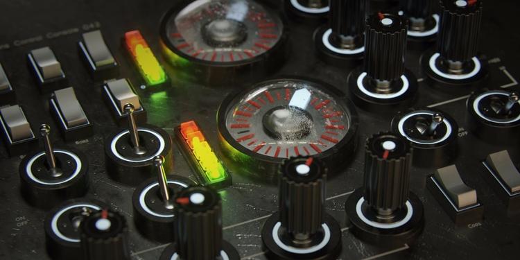 Operations Control Console 042  - observerdoel | ello