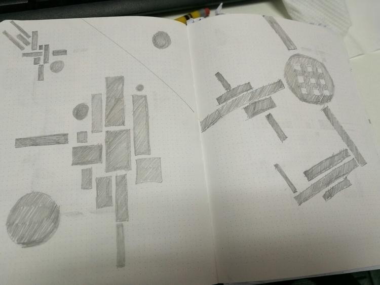 sketches - carycastro | ello