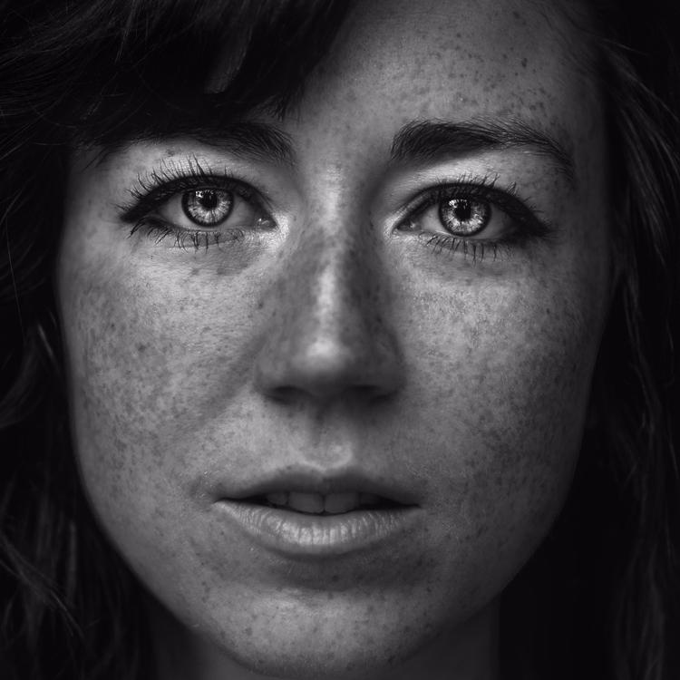 enrapturing freckled face girl - thecrookedporch | ello