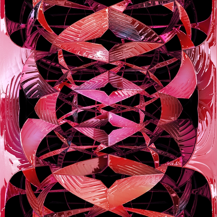 Kiss Digital Art - art, abstract - sphericalart | ello
