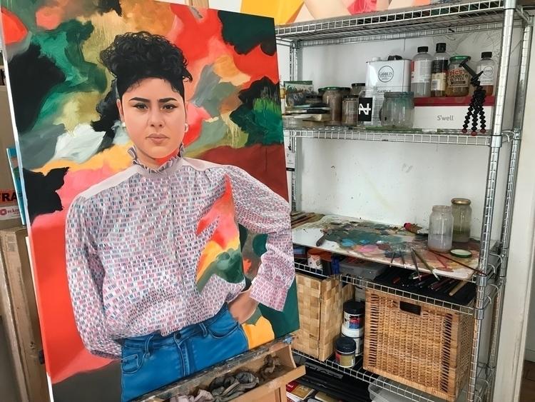 Working portrait artist musicia - carlosbob | ello