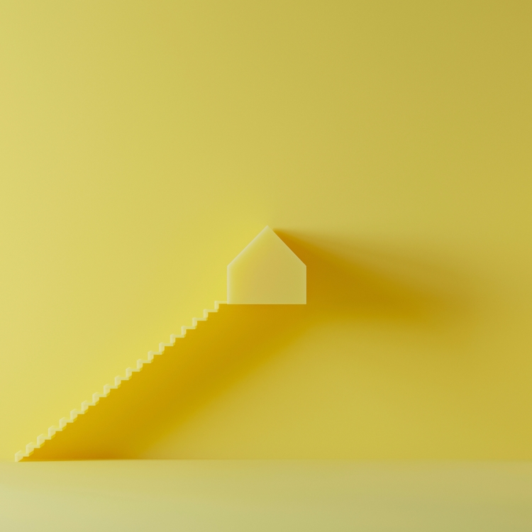 yellow, home, house, monochromatic - umbertodaina | ello