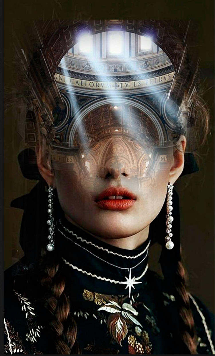 Goddess - amorartworks | ello