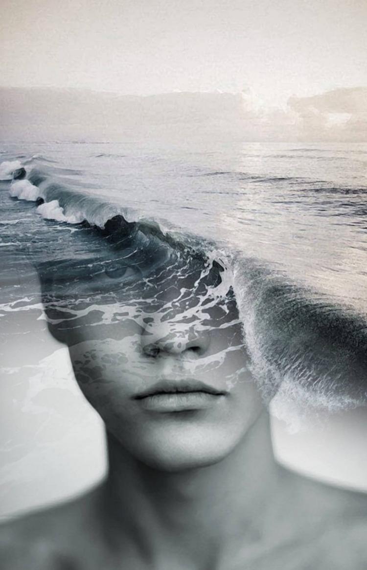 Young Poseidon - amorartworks | ello