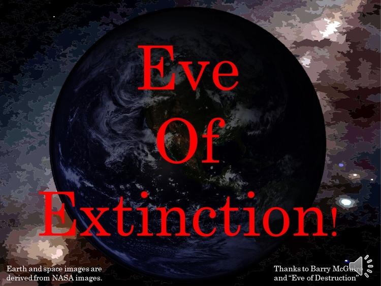 Video - Eve Extinction! eve ext - thriveendeavor | ello