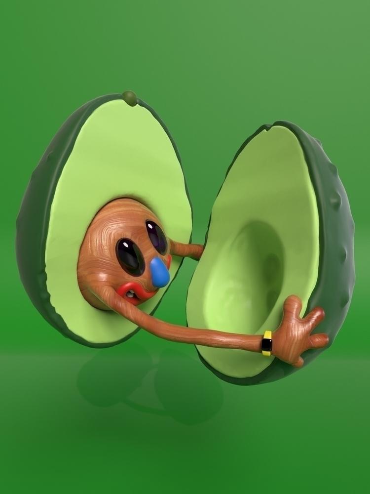 free avocado seed! grow great t - joy   ello