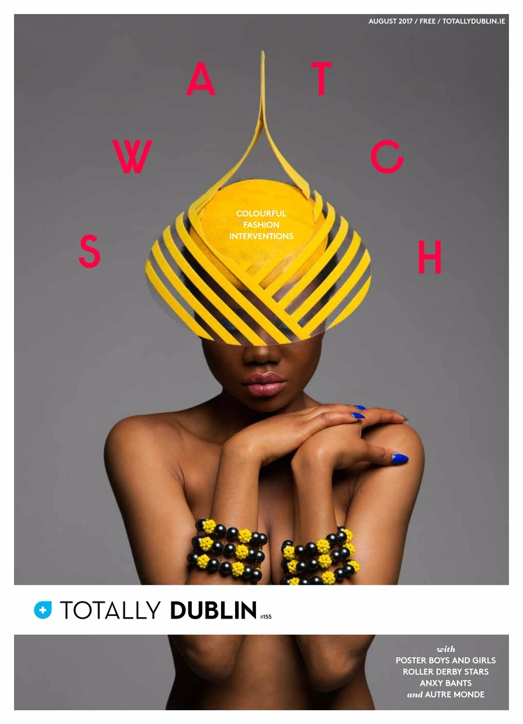 Joy, Totally Dublin Art Directo - maripaduano | ello