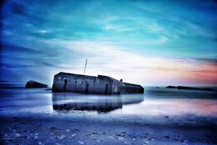 war, lost shoe brush bunker fac - philippe_schoen | ello