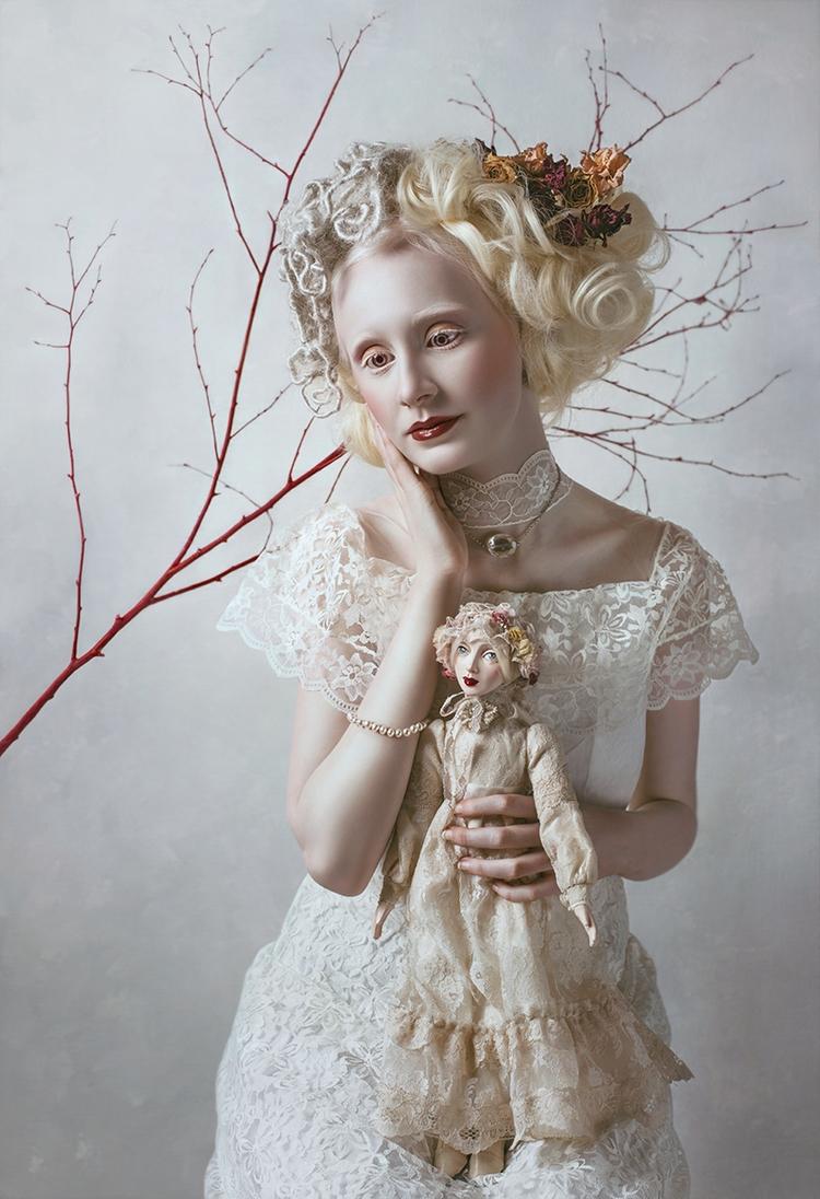 """Dolls Marble Blood — Photograp - darkbeautymag | ello"