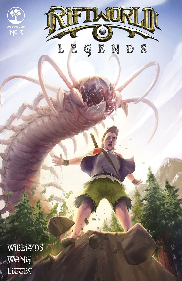 Riftworld Legends Review Epic f - comicbuzz | ello