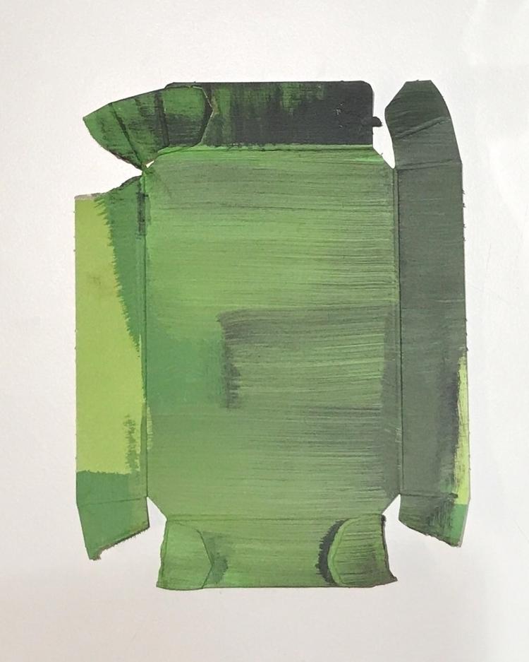 Abstractart, packagingart, abstractpainting - ronvic | ello